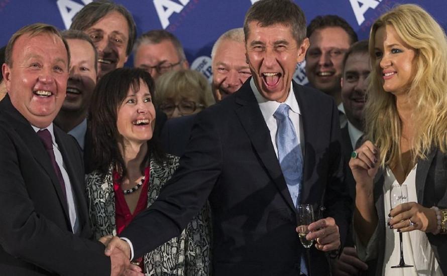 Wenn die Maske fällt – Ein Milliardär gewinnt die Wahlen in Tschechien