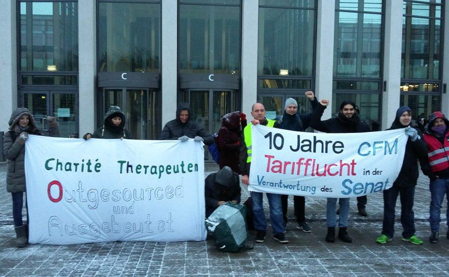 Landesbeschäftigte: Lieber frieren, als die SPD aus der Verantwortung zu lassen