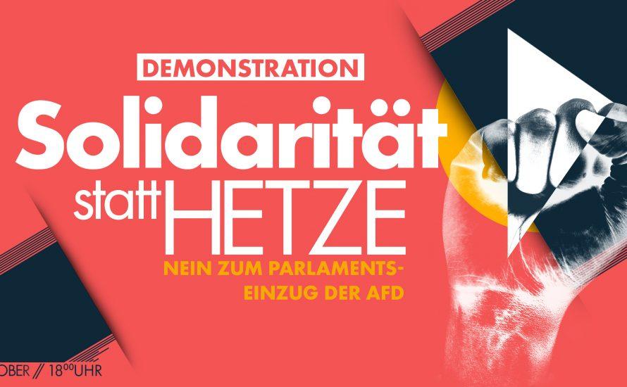 Kann die Linke gegen die AfD zusammenstehen? Ein Beispiel aus Kassel, das Mut macht