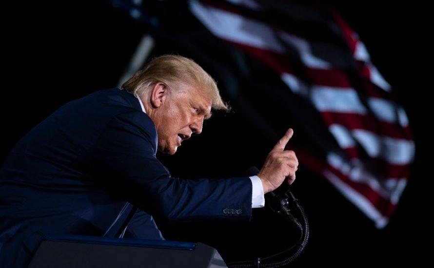 US-Wahl: Die Wahl wird nicht Biden oder Trump gestohlen, sondern uns! [Liveblog]