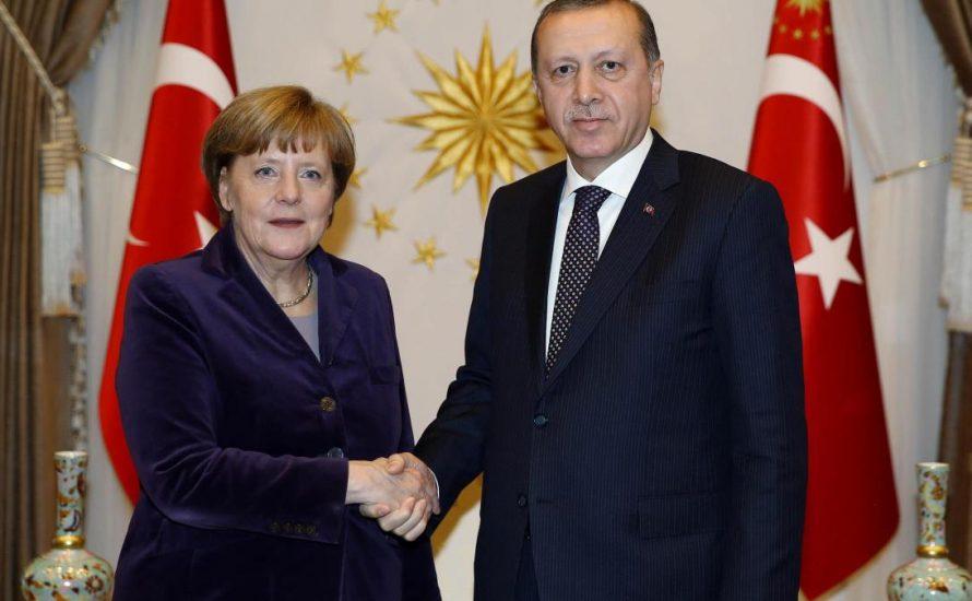 Erdoğan und deutsches Kapital: Blut an ihren Händen!