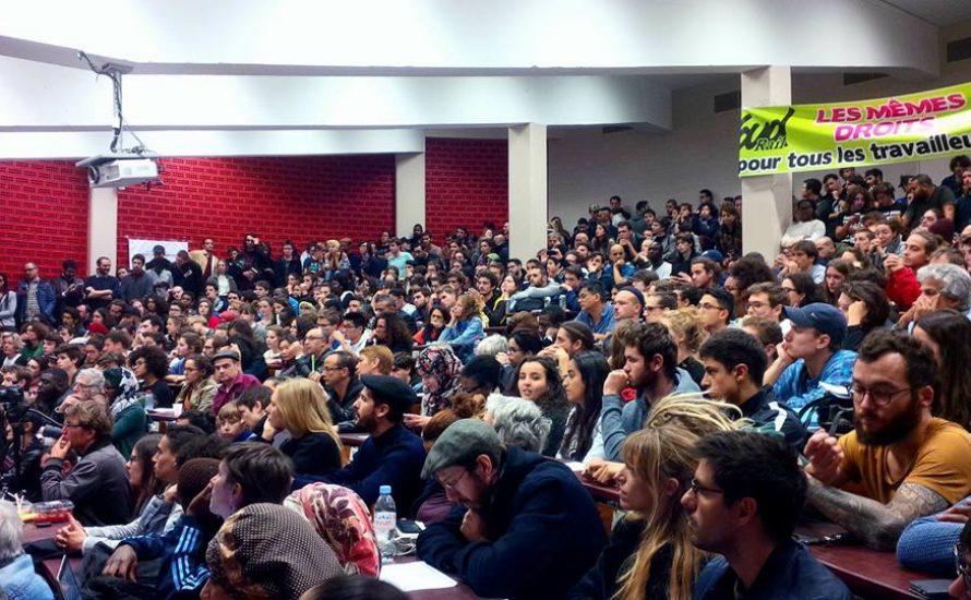 Frankreich: Eine Uni steht auf gegen Polizeigewalt und Rassismus