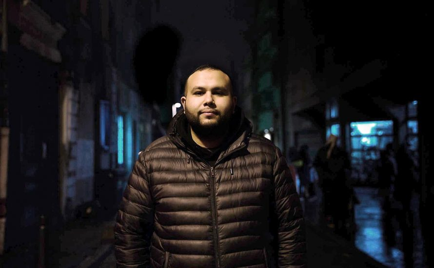 """Anasse Kazib: """"Die Bourgeoisie stört es nicht, dass ich Marokkaner bin, sondern ein revolutionärer Marxist"""""""
