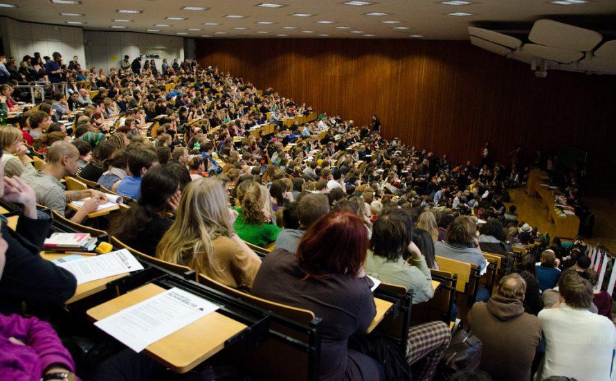 Berlin'deki Öğrenciler Türkiye'deki Üniversitelere yönelik baskılara karşı harekete geçiyor
