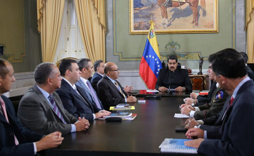 Politische Erklärung zur Krise in Venezuela