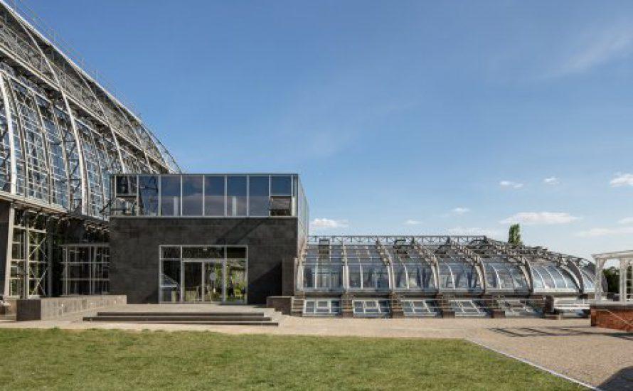 Botanischer Garten: Neu gebautes Viktoriahaus blieb wegen Personalmangel geschlossen