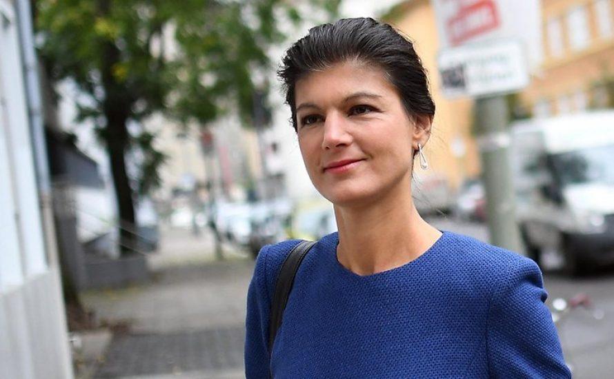 Wagenknecht: Eine Liberale im Schafspelz