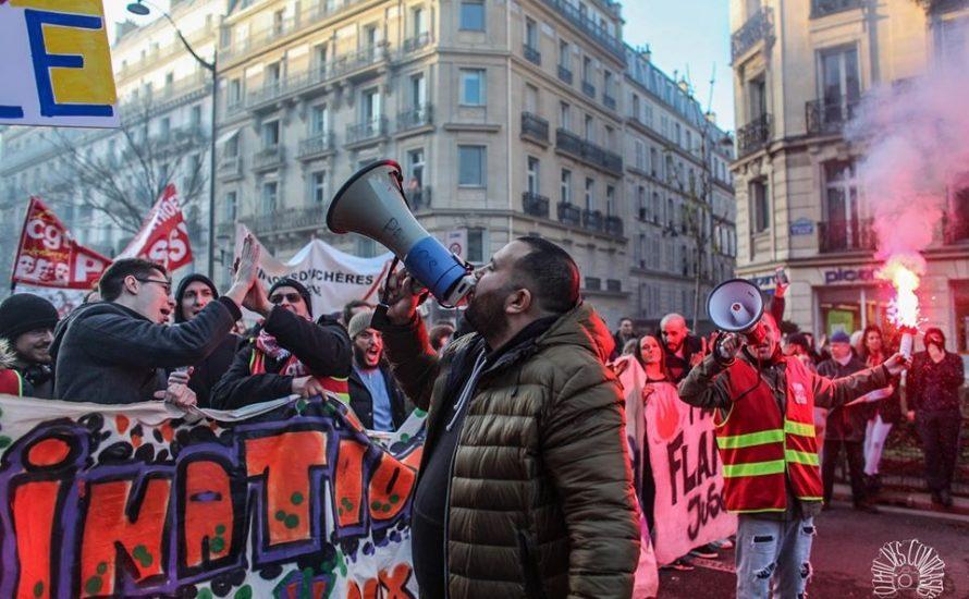 Der historische Streik in Frankreich und die Intervention der revolutionären Sozialist*innen