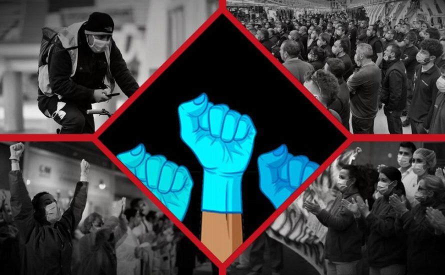 1. Mai bleibt der Tag der Arbeiter*innen! Gegen die kriminelle Corona-Politik der Bosse und des Reformismus!