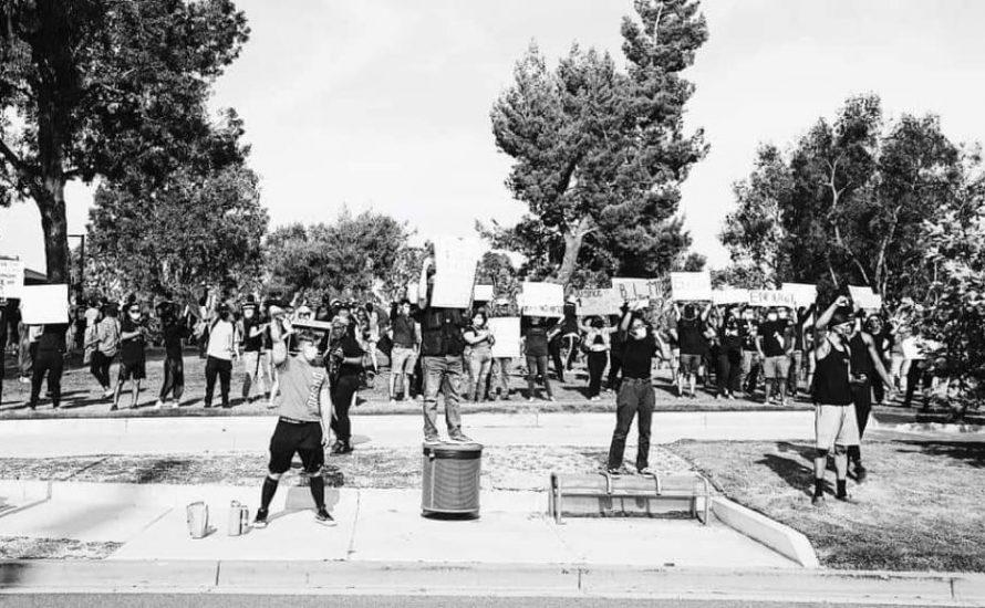 Black Lives Matter Flügel bricht mit Demokratischer Partei
