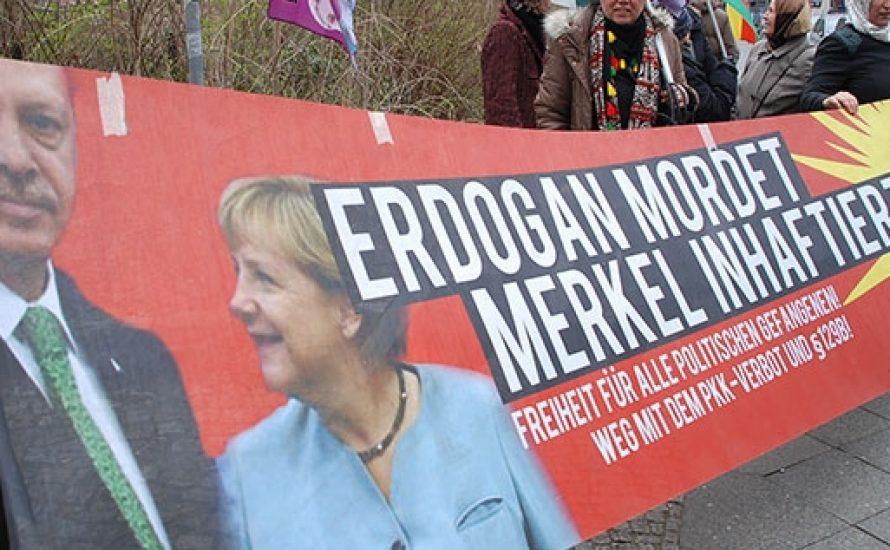 Die deutsche Justiz: Willfährige Helferin des türkischen Staates