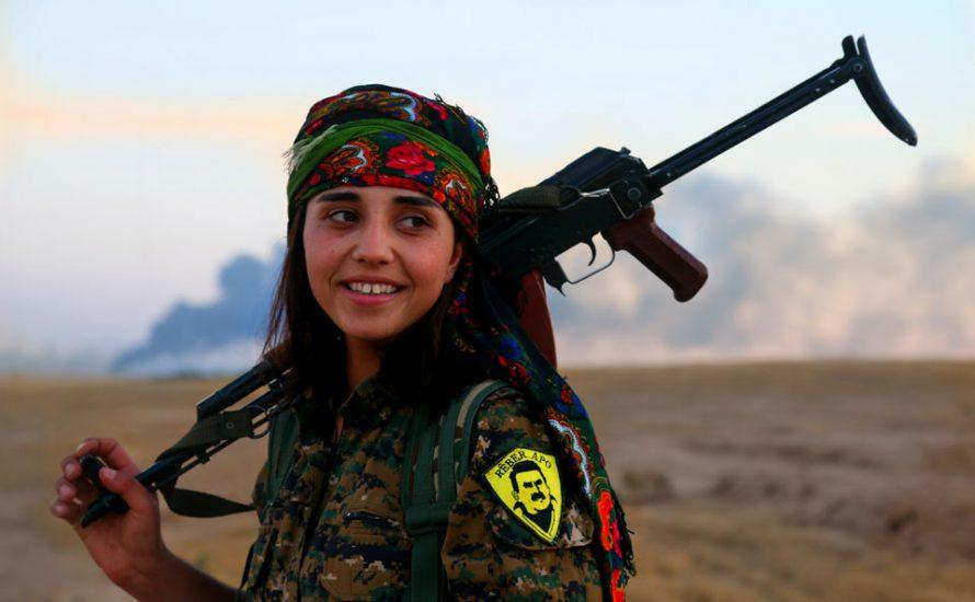 Kurdische Frauen auf dem Weg zur Befreiung?