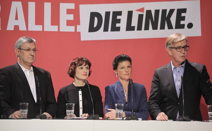 Was steckt hinter dem Machtkampf in der Linkspartei?
