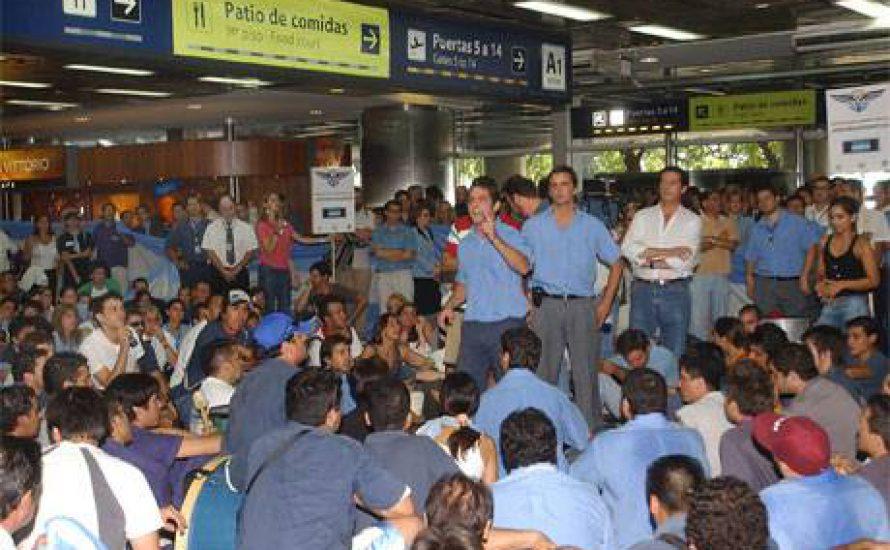 Solidaritätsbotschaft aus Argentinien für die Streikenden am Frankfurter Flughafen