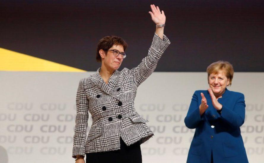 Merkelismus 2.0? Annegret Kramp-Karrenbauer wird neue CDU-Vorsitzende