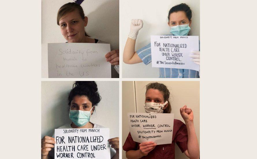 Aus dem Krankenhaus: Wir brauchen Gewerkschaftskämpfe, keine Heroisierung!