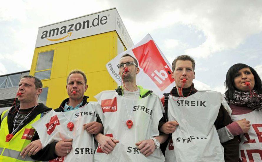 5. Treffen des Berliner Solidaritätskreises für den Amazon-Streik