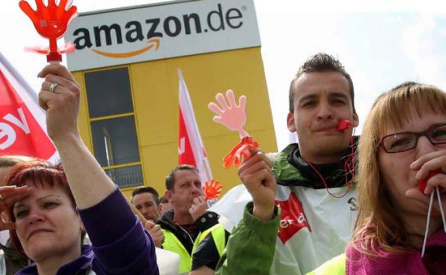Auch in Berlin: Solidarität mit dem Streik bei Amazon organisieren!