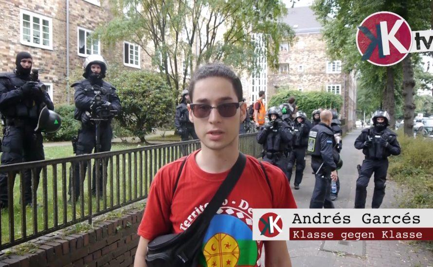 [Video] #BlockG20: Blockaden gegen den G20-Gipfel