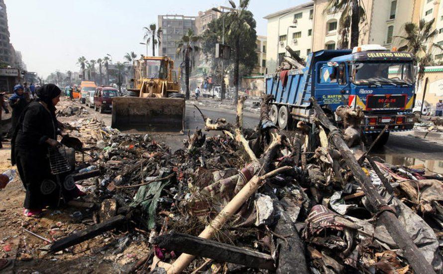 Ägypten: Stoppt das Massaker!