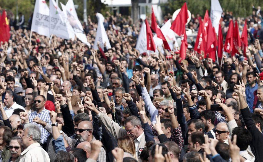 Erklärung: Der Staat und die AKP-Regierung sind verantwortlich