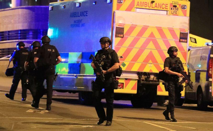 Massaker in Manchester: Ihre Kriege, unsere Toten