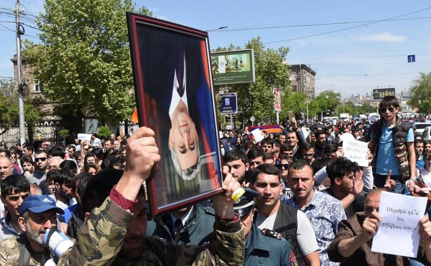"""Samtene Revolution"" in Armenien? (Teil I)"