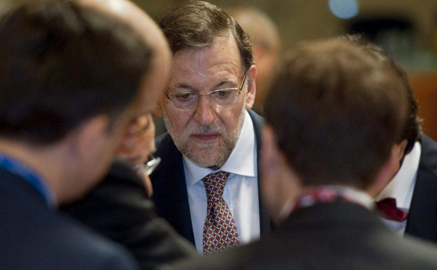 Stürzen wir die Regierung von Rajoy und das Regime von '78