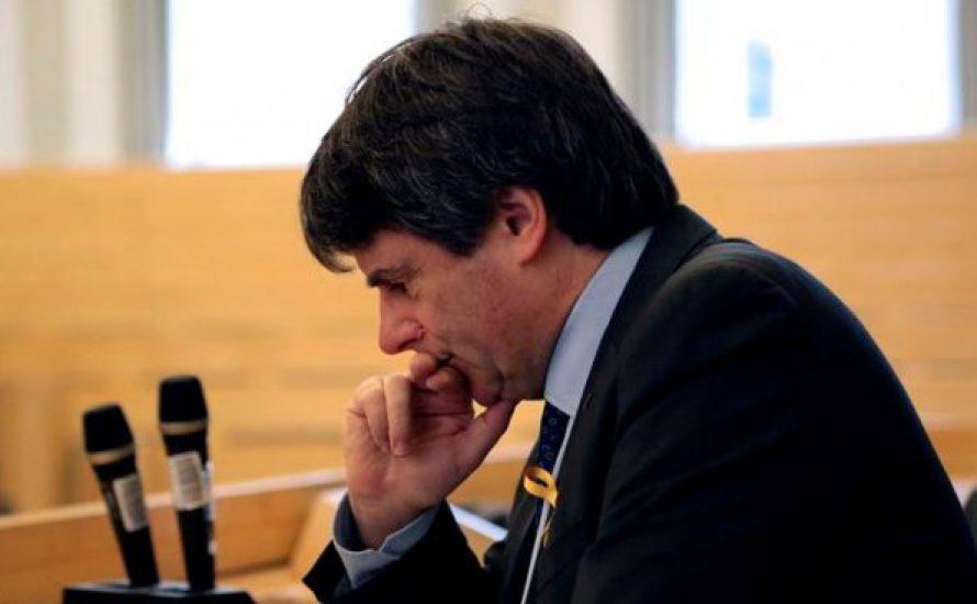 Deutsche Polizei inhaftiert Puigdemont: Freilassung jetzt!