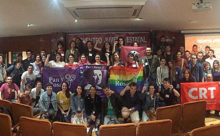 Spanischer Staat: Revolutionäre Jugendorganisation