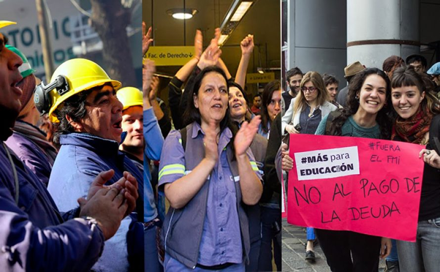 Argentinien: Ein Programm, um den Angriff auf die Arbeiter*innen zurückzuschlagen