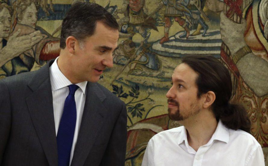 Podemos: Gefangen zwischen Monarchie und Republik