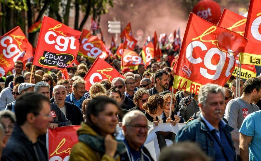 Frankreich: Delegierte und Aktivist*innen fordern CGT zur Einheit mit Gelbwesten auf