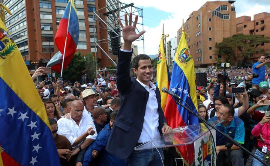 Venezuela: Mit Trump und dem Imperialismus gibt es keinen Ausweg für die Arbeiter*innen und die Massen