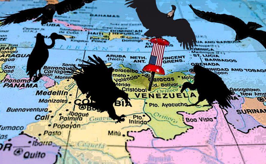Gründe und Ziele der imperialistischen Offensive in Venezuela