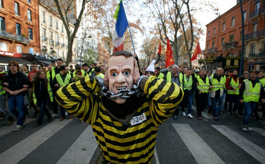 Frankreich: Wer kann eine Gegen-Hegemonie gegen Macron aufbauen?