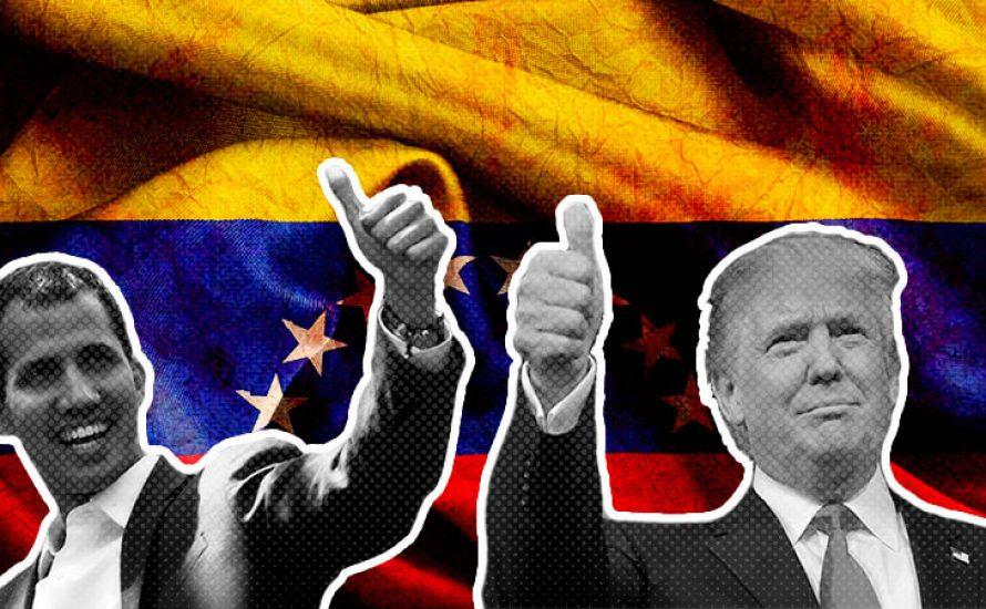 Gegen den Putsch von Trump und Guaidó: Die Arbeiter*innen müssen den Kampf gegen die imperialistische Aggression und das Elend anführen