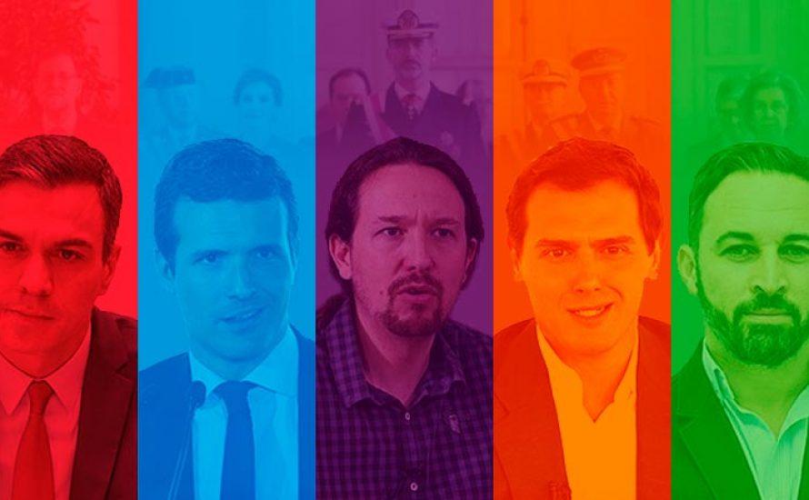 """[VIDEO] Wahlen im Spanischen Staat: """"Um die Rechte zu stoppen, bringt uns das 'geringere Übel' überhaupt nichts"""""""