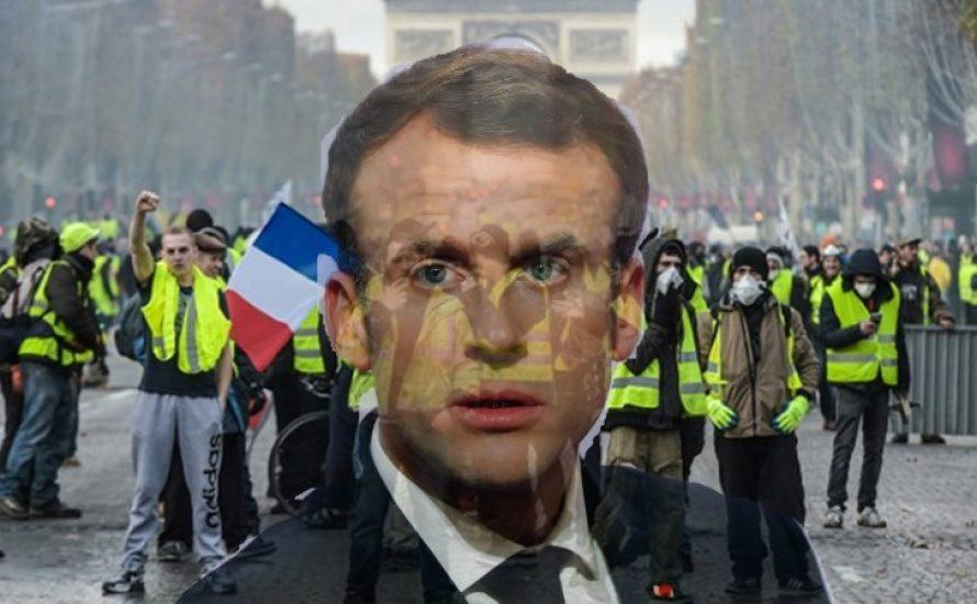 Frankreich: Strategisches Patt zwischen Macron und den Gelbwesten?