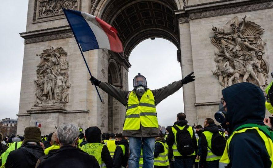 2019: Klassenkampf und neue politische Phänomene weltweit