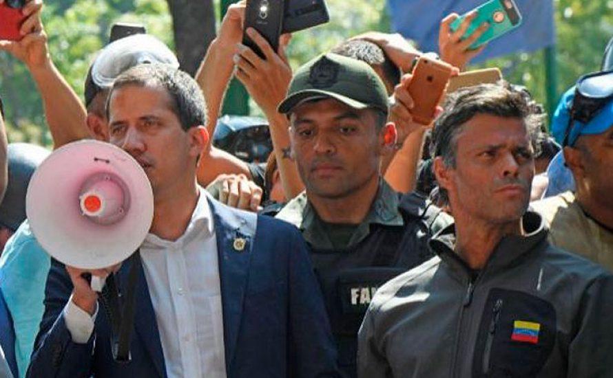 Gegen den erneuten Putschversuch von Guaidó, der vom Imperialismus und der regionalen Rechten unterstützt wird!