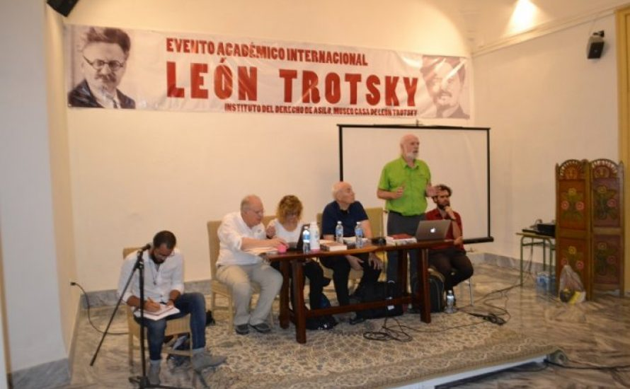 Trotzki zu Besuch in Kuba