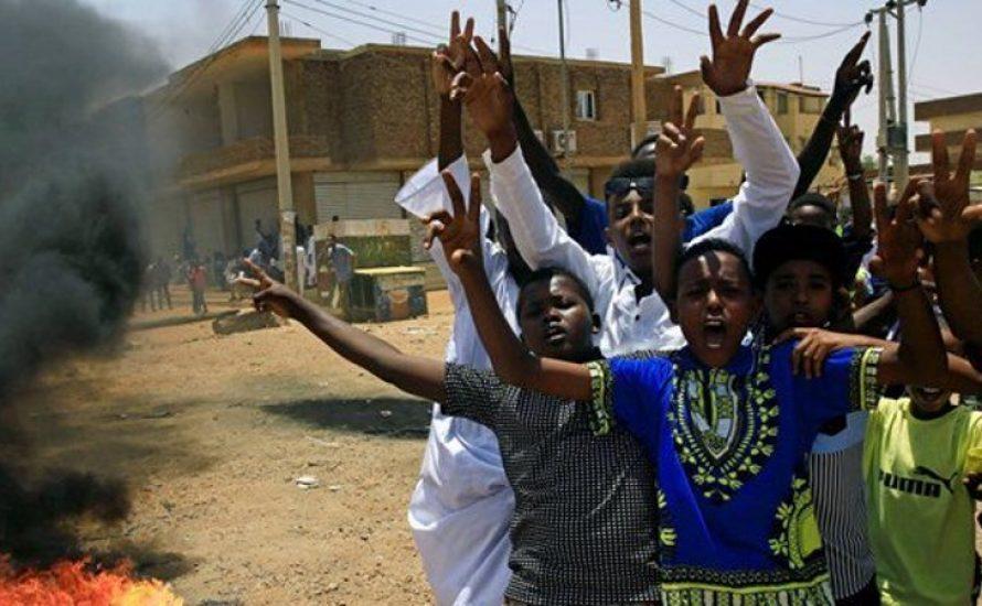 Sudan: Generalstreik und ziviler Ungehorsam gegen die Militärregierung