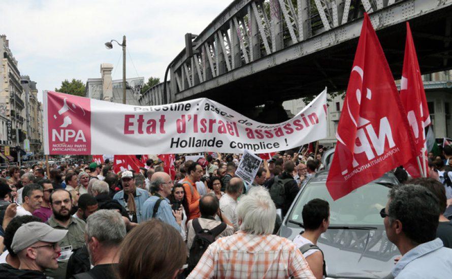 Frankreich: Skandalöse Gefängnisstrafe für ein Mitglied der NPA-Jugend