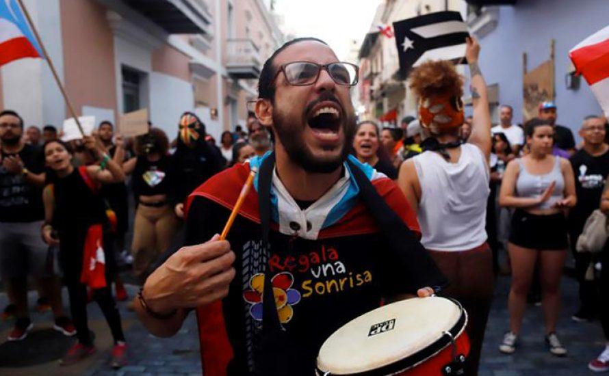 Politische Krise in Puerto Rico: Woher kommen die Massenproteste?