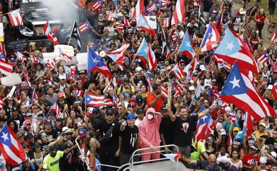 Puerto Rico: Die Straße hat die Regierung gestürzt. Und jetzt?