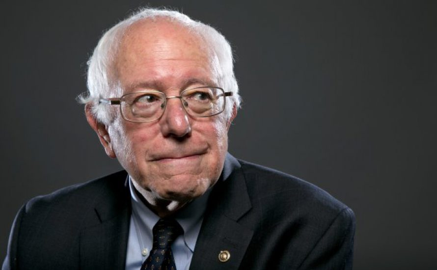 Sanders fordert Unternehmenspatriotismus
