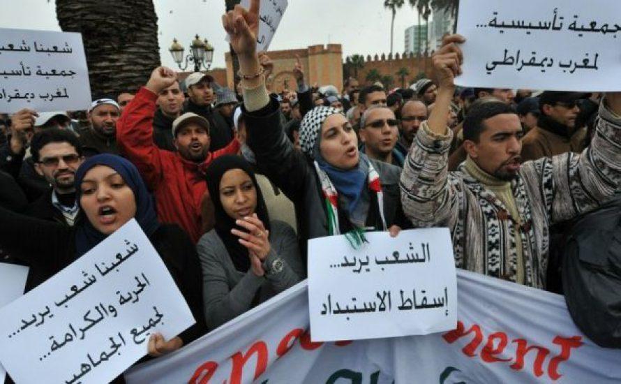 Aufruf zur Unterstützung der marokkanischen Studierendenbewegung