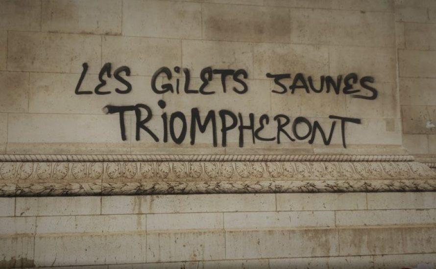 Frankreich: Die gelben Westen und die vorrevolutionären Elemente der Situation