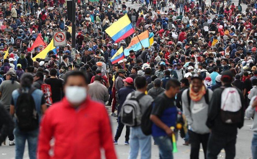 Ecuador: Nieder mit dem
